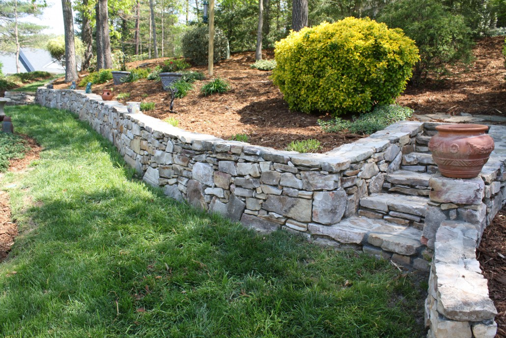 Retaining Walls 101 Green Ninja Property Maintenance