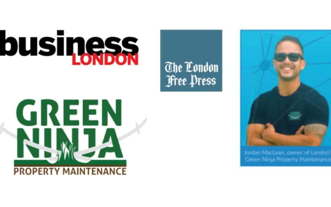 Green Ninja News: Business London Feature