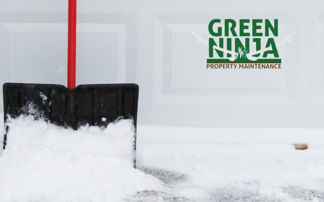 Back-Saving Tips For Snow Removal!