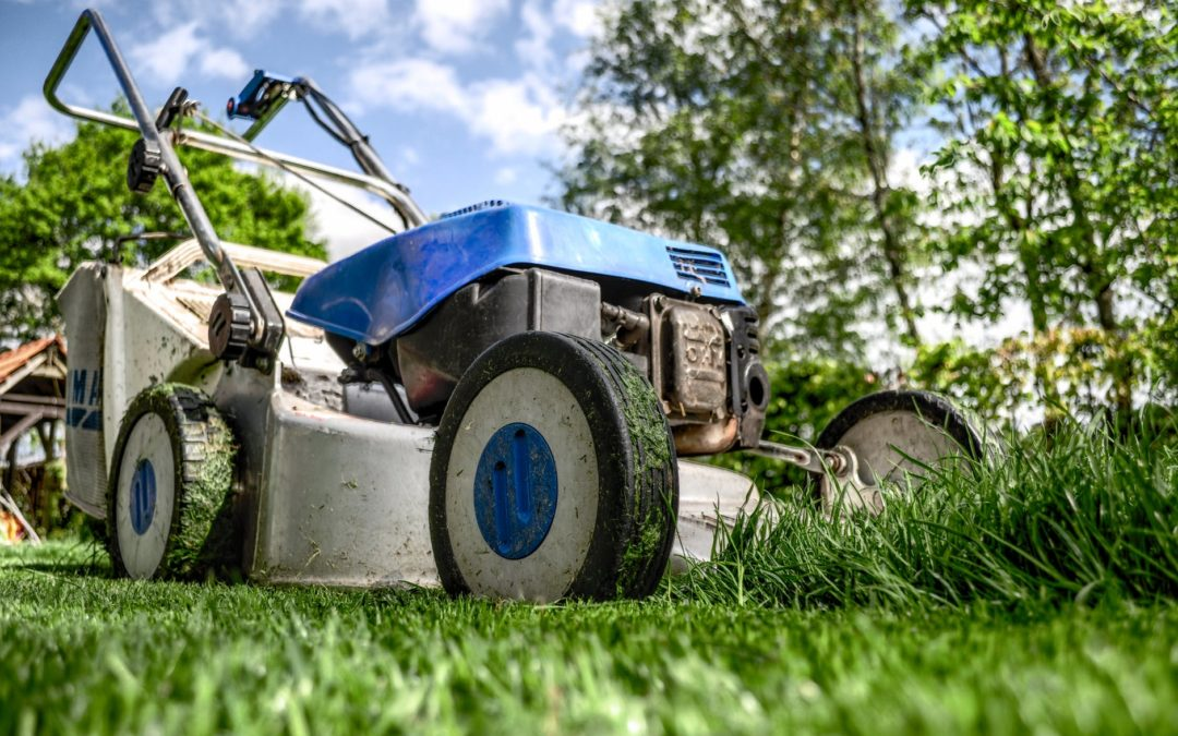 Tips For Keeping Your Lawn Mower In Great Shape